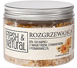Parfumuri și produse cosmetice Sare de baie - Fresh&Natural