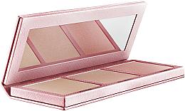 Parfumuri și produse cosmetice Палетка хайлайтеров - L.O.V The Glowrious Deep Metallic Highlighting Palette