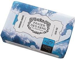 Parfumuri și produse cosmetice Săpun - Panier Des Sens Extra Fine Natural Soap With Shea Butter Sea Mist