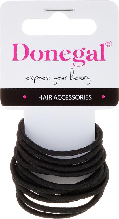 Elastice pentru păr, FA-5820, 12 buc. - Donegal