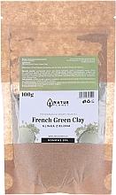Parfumuri și produse cosmetice Mască de față - Natur Planet French Green Clay