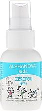 Parfumuri și produse cosmetice Spray anti-pediculoză pentru copii - Alphanova Kids Spray