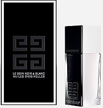 Parfumuri și produse cosmetice Set - Givenchy Le Soin Noir Blanc Huiles Originelles (f/oil/2x15ml