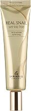 Parfumuri și produse cosmetice Cremă antirid cu extract de melc - The Skin House Real Snail Wrinkle Free