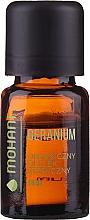 Parfumuri și produse cosmetice Ulei esențial organic cu mușcate - Mohani Geranium Organic Oil