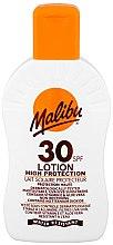 Parfumuri și produse cosmetice Lapte pentru protecție solară SPF 30 - Malibu Lotion Hight Protection