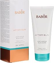 Parfumuri și produse cosmetice Lapte de corp după bronzare - Babor After Sun Anti-Aging Sun Care Repair Lotion