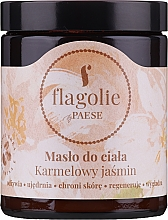 "Духи, Парфюмерия, косметика Unt de corp ""Caramel Jasmine"" - Flagolie by Paese Caramel Jasmine"
