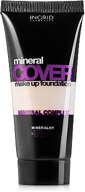 Fond de ten - Ingrid Cosmetics Ideal Cover — Imagine N1
