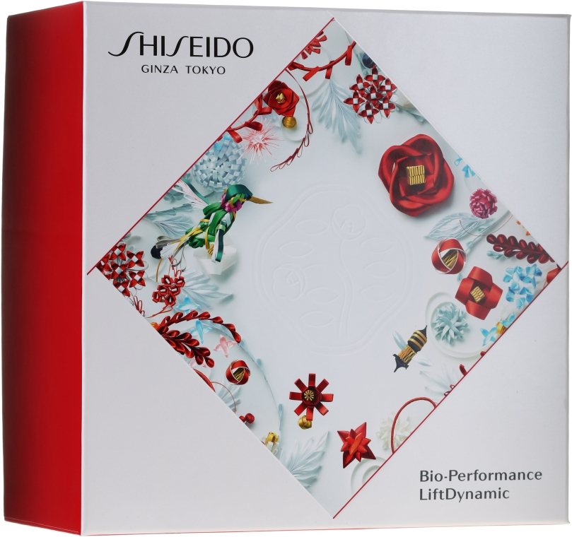 Set - Shiseido Bio Performance LiftDynamic Holiday Kit (cr/50ml + foam/15ml + f/lot/30ml + conc/5ml) — Imagine N1