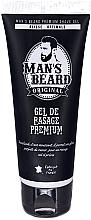 Parfumuri și produse cosmetice Gel pentru ras - Man's Beard Gel De Rasage Premium (în tub)