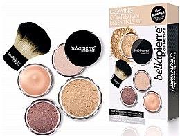 Parfumuri și produse cosmetice Set pentru machiaj - Bellapierre Glowing Complexion Make-Up Kit Medium