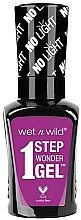 Parfumuri și produse cosmetice Gel lac de unghii - Wet N Wild 1 Step Wonder Gel Nail Color