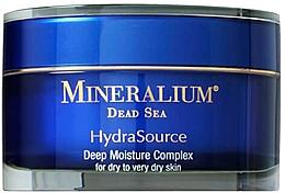 Parfumuri și produse cosmetice Cremă hidratantă profundă - Mineralium Hydra Source Deep Moisture Complex