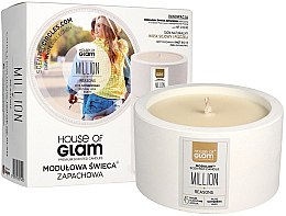 Parfumuri și produse cosmetice Lumânare aromată - House of Glam Million Reasons Candle