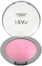 Parfumuri și produse cosmetice Farduri de obraz coapte - Hean Baked Rouge Colour Celebration