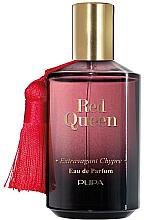 Parfumuri și produse cosmetice Pupa Red Queen Extravagant Chypre - Apă de parfum