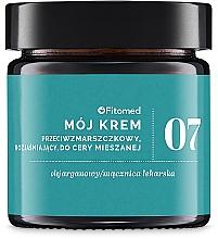 Parfumuri și produse cosmetice Крем для комбинированной кожи лица - Fitomed Face Cream №7