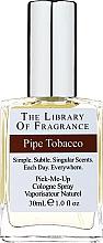 Parfumuri și produse cosmetice Demeter Fragrance The Library of Fragrance Pipe Tobacco - Apă de colonie