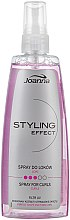 Parfumuri și produse cosmetice Спрей для укладки вьющихся волос - Joanna Styling Effect Curly Spray
