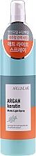 Parfumuri și produse cosmetice Spray de păr - Around Me Argan Keratin Matte Light Spray
