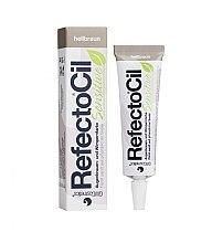 Parfumuri și produse cosmetice Vopsea pentru gene și sprâncene - RefectoCil Sensitive Eyelash & Eyebrow Tint