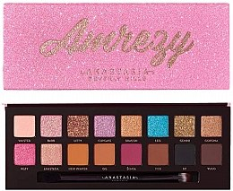 Parfumuri și produse cosmetice Paletă farduri de ochi - Anastasia Beverly Hills Amrezy Eyeshadow Palette