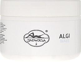 Parfumuri și produse cosmetice Mască alginată albă liniștitoare - Jadwiga Saipan Algi Biale