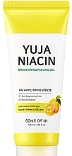 Parfumuri și produse cosmetice Gel peeling cu efect iluminator pentru față - Some By Mi Yuja Niacin Brightening Peeling Gel
