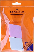 Parfumuri și produse cosmetice Burete de machiaj 6432 - Top Choice