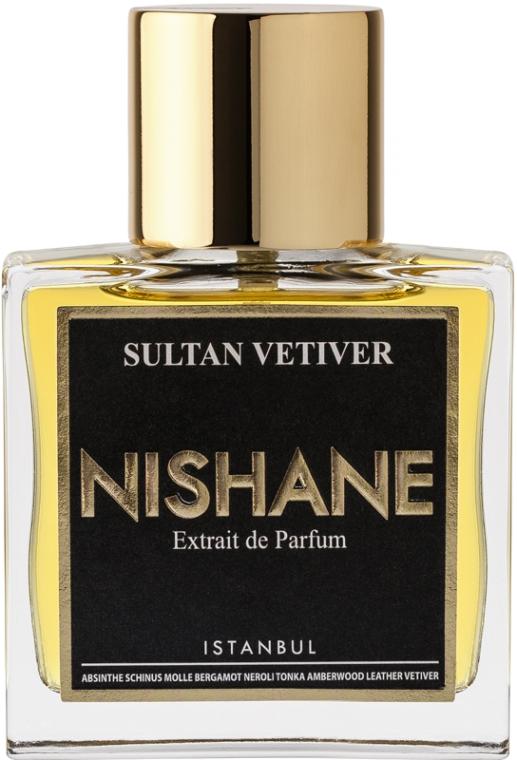 Nishane Sultan Vetiver - Parfum