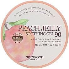 Parfumuri și produse cosmetice Gel de corp - Skinfood Peach Jelly Soothing Gel