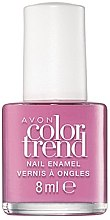 Parfumuri și produse cosmetice Lac de unghii - Avon Color Trend