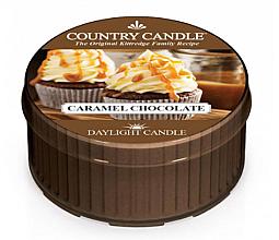 Parfumuri și produse cosmetice Lumânare aromatică - Kringle Candle Caramel Chocolate