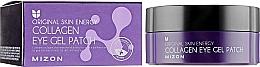 Parfumuri și produse cosmetice Patch-uri cu colagen marin - Mizon Collagen Eye Gel Patch
