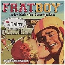 Parfumuri și produse cosmetice Fard de obraz - TheBalm Shadow-Blush Frat Boy