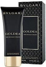 Parfumuri și produse cosmetice Bvlgari Goldea The Roman Night - Gel de duș