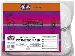 Parfumuri și produse cosmetice Mască profesională din țesătură nețesută, 28x38 cm - Ronney Professional Cocmetic Mask