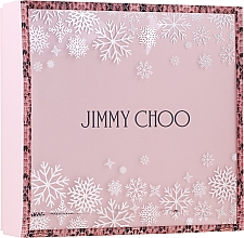 Parfumuri și produse cosmetice Jimmy Choo - Set (edp/100ml + b/lot/100ml + edp/7.5ml)