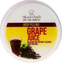 """Parfumuri și produse cosmetice Peeling pentru corp """"Struguri"""" - Hristina Cosmetics Stani Chef's Grape Juice Body Peeling"""