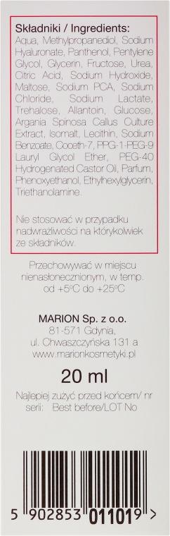 Ser pentru față, gât și decolteu - Marion Golden Skin Care — Imagine N3