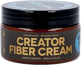 Parfumuri și produse cosmetice Крем-воск для волос средней фиксации - Waterclouds The Dude Creator Fiber Cream Medium Hold
