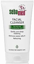Parfumuri și produse cosmetice Gel de spălare pentru ten gras și combinat - Sebamed Facial Cleanser For Oily And Combination Skin