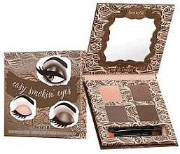 Parfumuri și produse cosmetice Paletă farduri de ochi - Benefit Easy Smokin Eyes