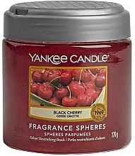Parfumuri și produse cosmetice Sferă aromatică - Yankee Candle Black Cherry Fragrance Spheres