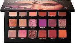 Parfumuri și produse cosmetice Paletă farduri de ochi - Huda Beauty Desert Dusk Eyeshadow Palette