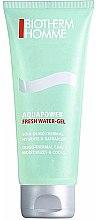 Parfumuri și produse cosmetice Gel pentru zona din jurul ochilor - Biotherm Homme Aquapower Fresh Water-Gel (tester)