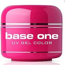 Parfumuri și produse cosmetice Gel pentru unghii - Silcare Base One Color Pastel