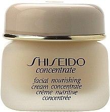Parfumuri și produse cosmetice Cremă hidratantă pentru faţă - Shiseido Concentrate Facial Nourishing Cream