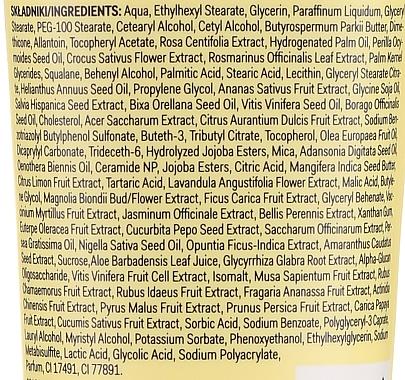 "Крем для рук ""Ананас и Шалфей"" - AA Super Fruits & Herbs — фото N3"